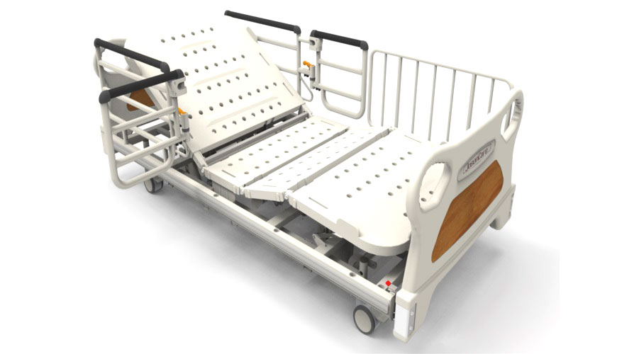 home care bed, hospital bed