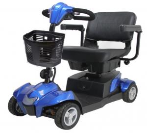elderly scooter