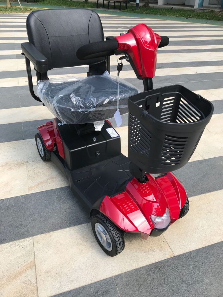 AGIS S5 elderly scooter