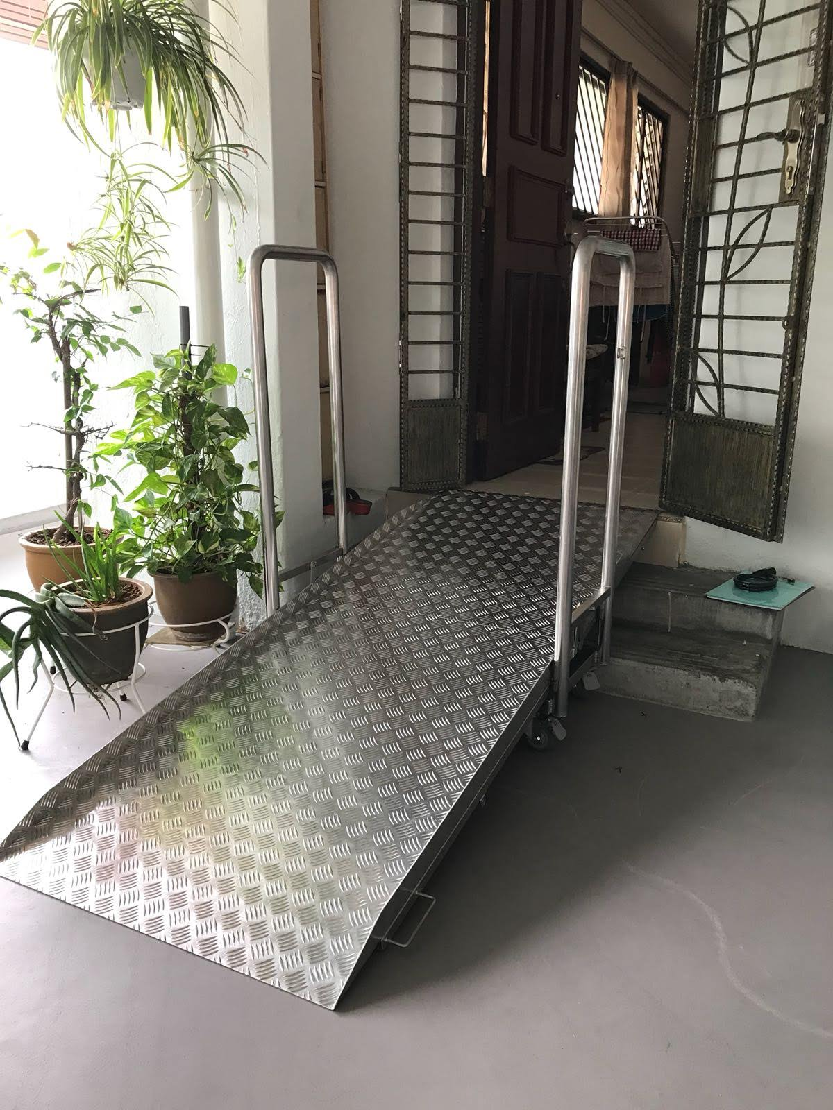 portable hdb customised ramp