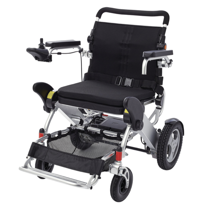 foldable lightweight portable wheelchair